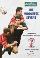 Rugby Sevens Programmes