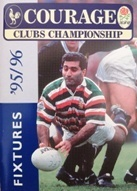 Rugby Club Cards, Membership Cards & Fixture Lists