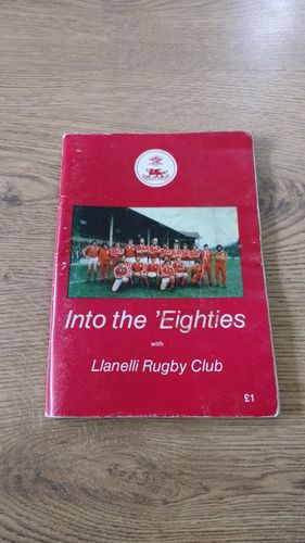 ' Into the 'Eighties with Llanelli Rugby Club ' 1979 Brochure