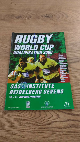 Rugby World Cup Sevens Qualification 2000