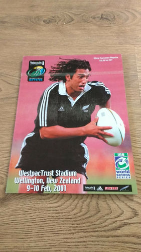 World Sevens Series New Zealand 2001 Rugby Programme