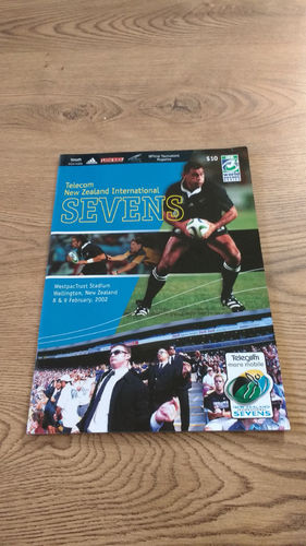 World Sevens Series New Zealand 2002 Rugby Programme