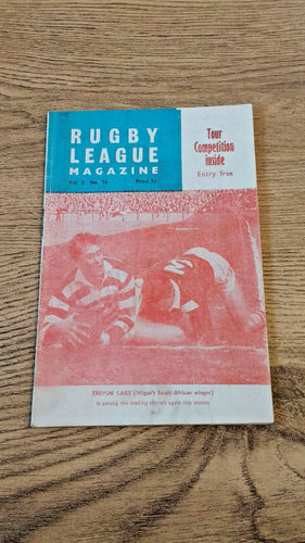 'Rugby League Magazine' Vol 2 No 16 : February 1966