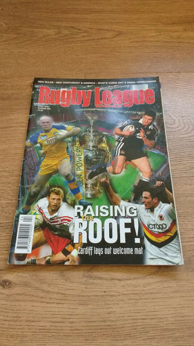 'Rugby League World' Magazine : April 2003
