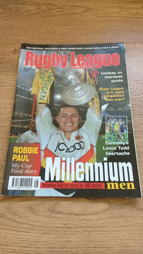 'Rugby League World' Magazine : May 2003