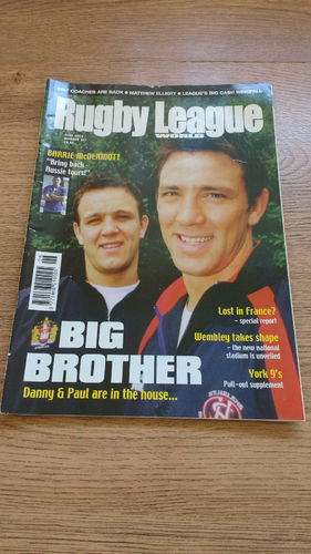'Rugby League World' Magazine : June 2003