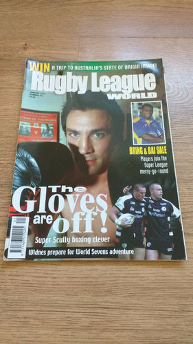 'Rugby League World' Magazine : January 2004