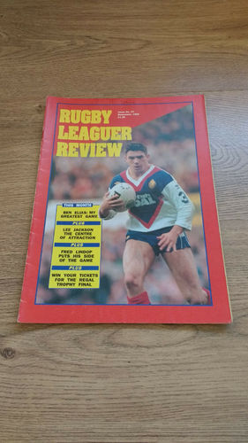 'Rugby League Review Magazine' : December 1990