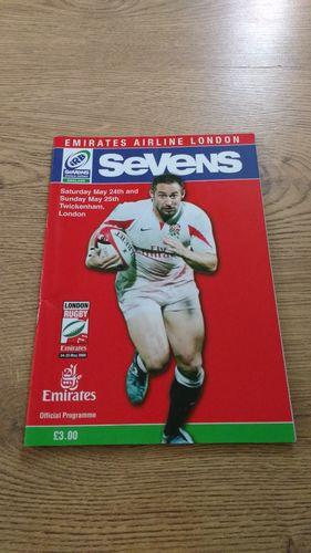 World Sevens Series London 2008 Day 1 Rugby Programme
