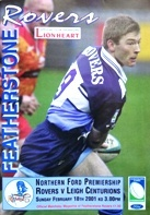 Rugby League Club Programmes - Rugbyreplay