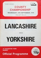 Rugby League Programmes - Other - Rugbyreplay