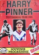 Rugby League Testimonial Brochures