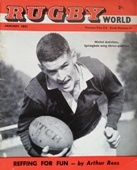 Rugby Union Magazines